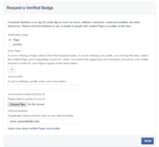 Request-a-Verified-Badge